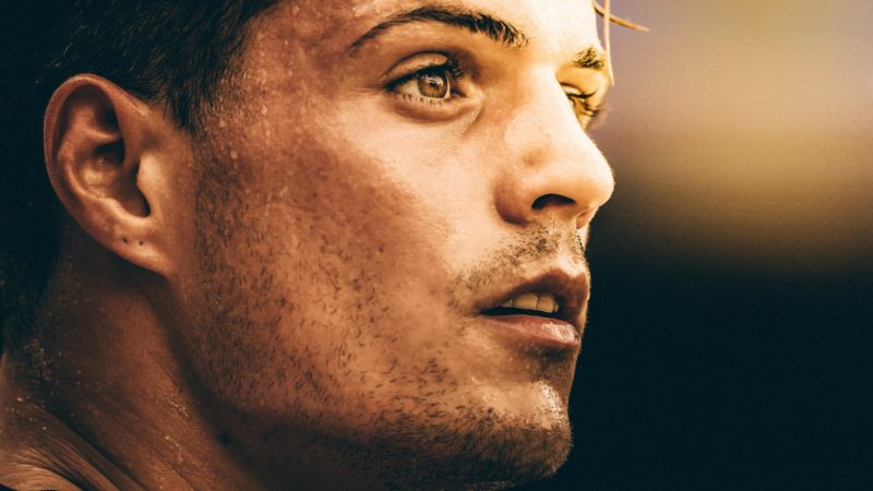Le footballeur suisse Granit Xhaka est d'origine kosovare (Photo:Roscoe Myrick/www.shotboxer.com/Flickr/CC BY 2.0)