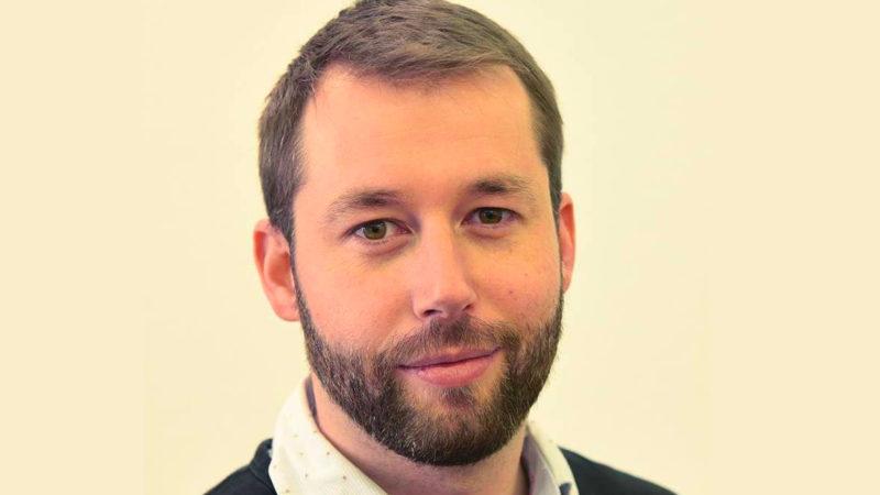 Pierre Pistoletti, nouveau rédacteur en chef de cath.ch | ©  Bernard Hallet