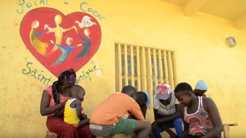 Une maison 'Points-Coeur' en Haïti | capture d'écran Youtube