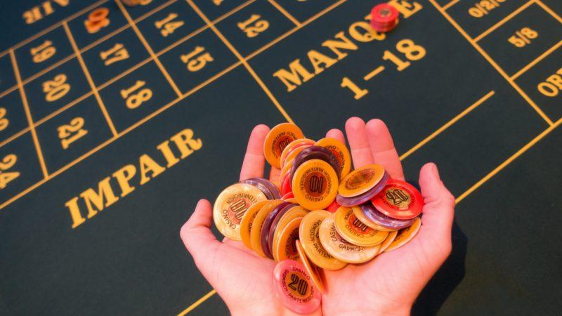 Les jeux de casino sont toujours risqués   Pxhere domaine public CC0