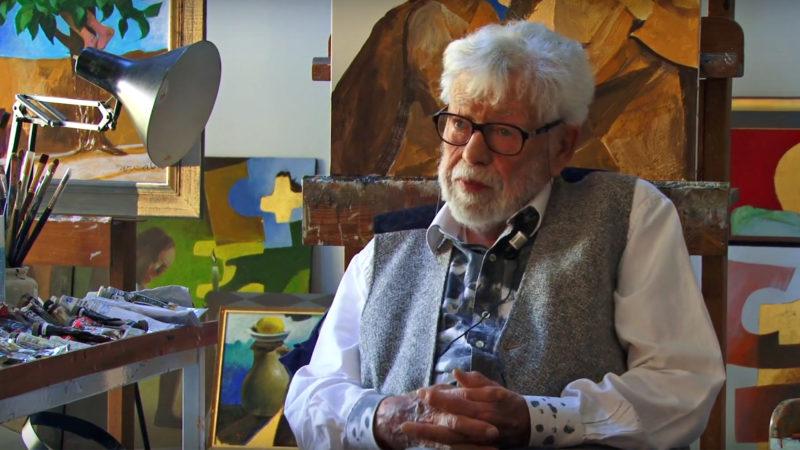 Arcabas, une vie au service de l'art sacré | © youtube.com / multimediapastorale