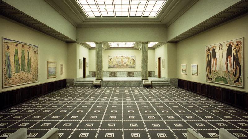 La salle Holder du Kunsthaus de Zurich | © jpg-factory.com