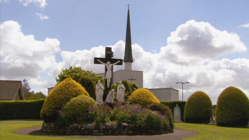 Le sanctuaire marial de Knock, en Irlande, attire chaque année 1,5 million de pèlerins | DR