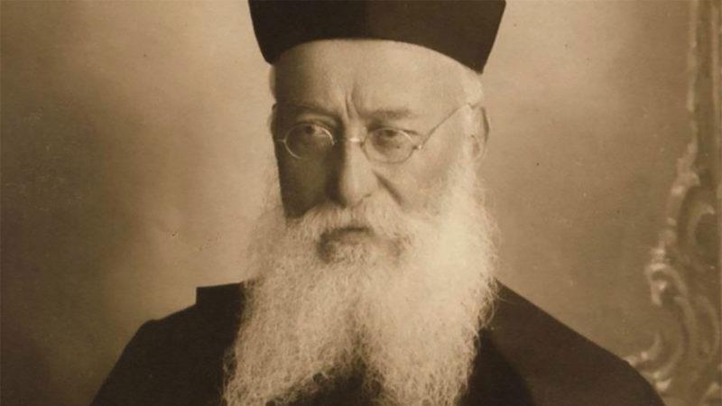 Père Lucien Cattin, un humaniste suisse au service du Liban | ©  USJ
