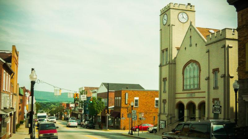 Father Ed a été nommé dans la paroisse de Mount Pleasant en Pennsylvanie, malgré ses aveux |©Wikimedia commons