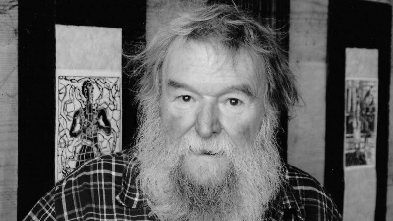 Le peintre Jacques Cesa est décédé le 22 août 2018 (Photo:Trace-Ecart)