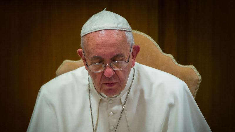 Le rapport du Procureur de Pennsylvanie fait réagir le pape François | © Flickr cc