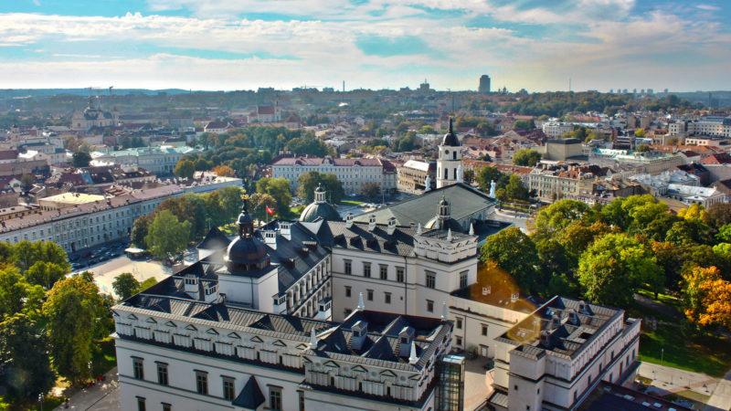 Le pape François fera une halte à Vilnius, la capitale de la Lituanie. | © Flickr/Aivas14/CC BY 2.0