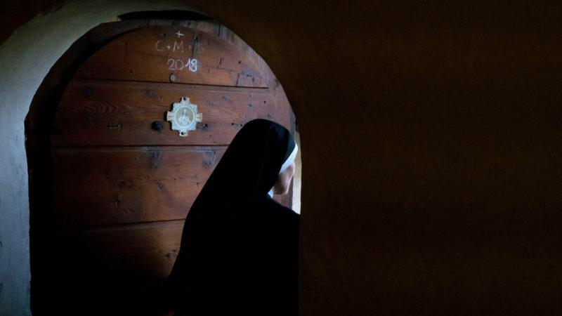 Au couvent de Müstair, les religieuses ne sont plus strictement cloîtrées | © Klaus Petrus
