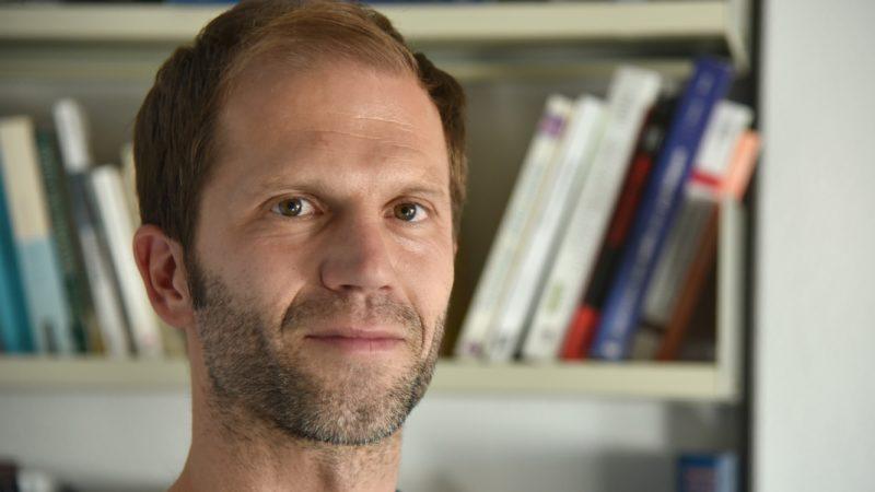 Pascal Werner-Egger est enseignant-chercheur en psychologie sociale et en statistique à l'Université de Fribourg | © Raphaël Zbinden