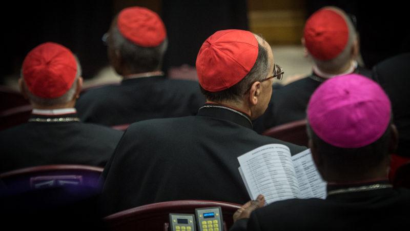 L'idée d'un synode extraordinaire sur les abus sexuels fait son chemin (Photo: flickr/catholicism/CC BY-NC-SA 2.0)