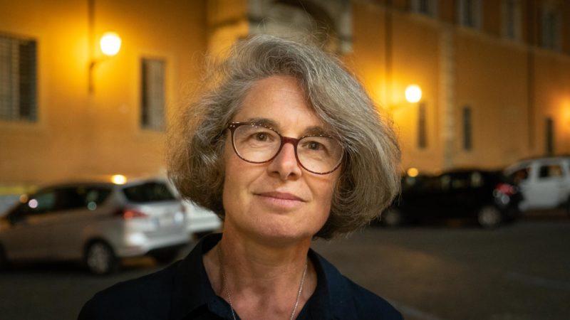 Soeur Nathalie Becquart, auditrice au synode des jeunes | © Pierre Pistoletti