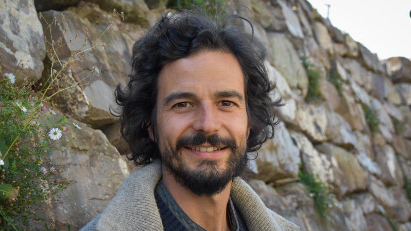 Pablo Servigne a une formation de base d'ingénieur agronome   © Raphaël Zbinden