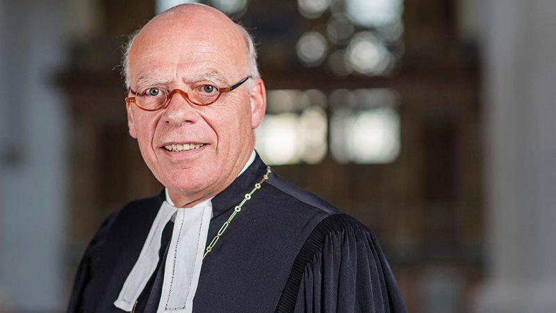 Gerhard Ulrich, évêque de l'Eglise évangélique luthérienne d'Allemagne du Nord | © Dwenger/Nordkirche