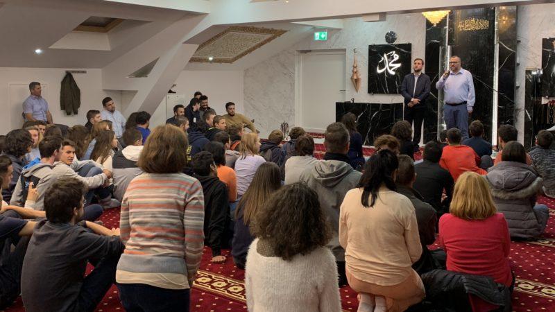 Dituria, l'Association culturelle des musulmans albanophones de Genève a ouvert ses portes aux jeunes | © Myriam Bettens