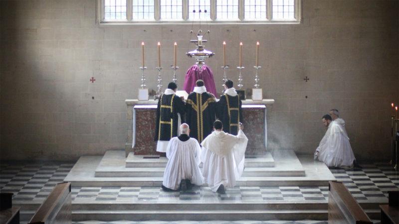 Le prêtre sera au service de la paroisse personnelle d'Oberarth | photo d'illustration: © James Bradley