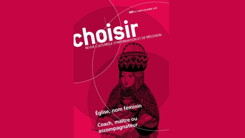 'Choisir' est la revue des jésuites de Suisse romande