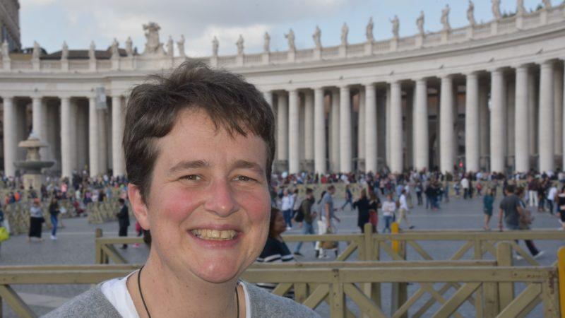 Claire Jonnard est coordinatrice pour le Centre romand des vocations (CRV) | © Raphaël Zbinden