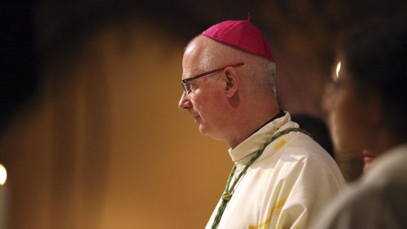 Mgr Morerod avait suspendu un prêtre en 2016, suite à des accusations d'abus sexuels. | © B. Hallet