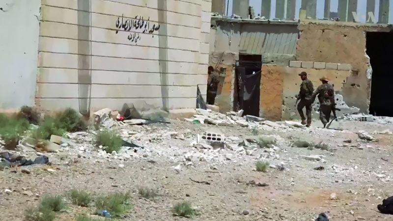 Liberté religieuse: la situation en Syrie (ici à Raqqa) s'est améliorée depuis 2016, selon AED   Wikimedia / LDD