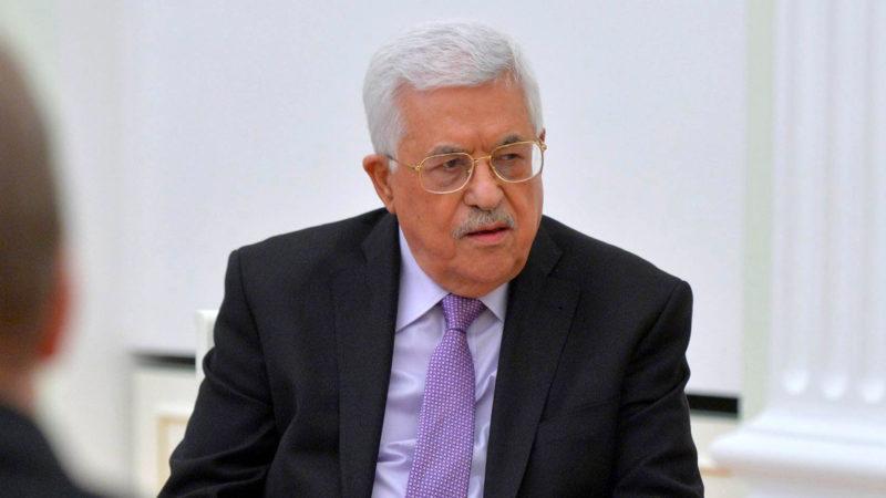 Moins de trois semaines après le président israélien, c'est au tour du président palestinien d'être reçu par le pape | © Wikimedia commons