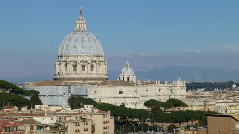 Près de 1'500 employés du Vatican devraient partir à la retraites d'ici 10 ans. | © Flickr/Jim McIntosh/CC BY 2.0.