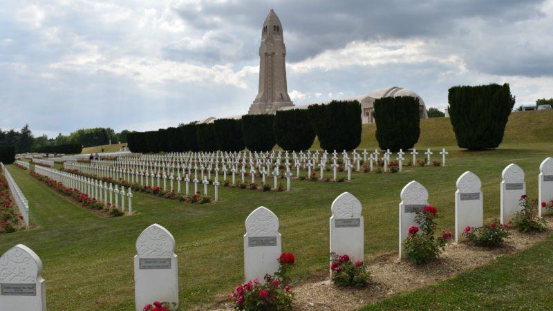 Verdun Cimetière et ossuaire de Douaumont | © Jacques Berset