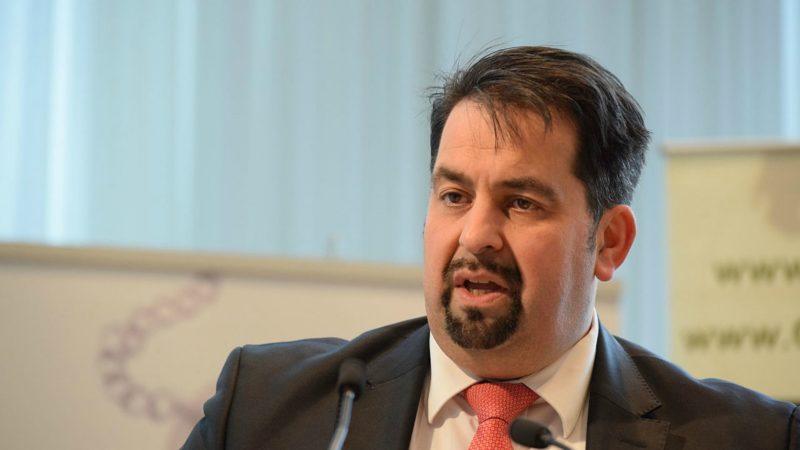 Aiman Mazyek, président du Conseil central des musulmans d'Allemagne, est favorable à la venue d'Asia Bibi dans le pays | © Christliches Medienmagazin/Wiki/CC BY 2.0