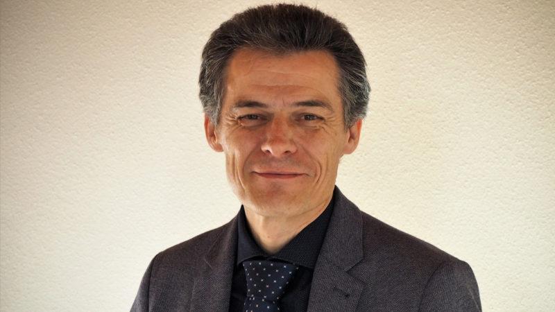 Dominique Pittet est Secrétaire général de l'ECR (Genève) depuis ocotbre 2008  DR