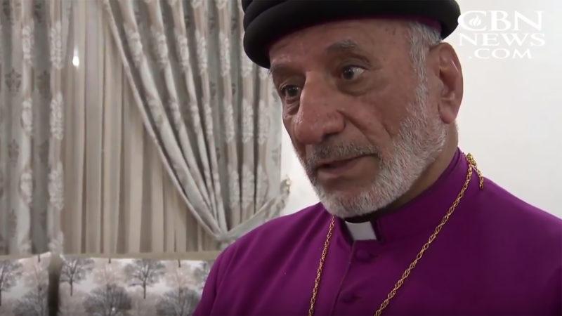 Gewargis III, patriarche de l'Eglise assyrienne d'Orient | youtube.com
