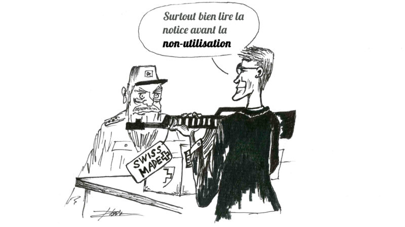 dessin: Raphaël Zbinden