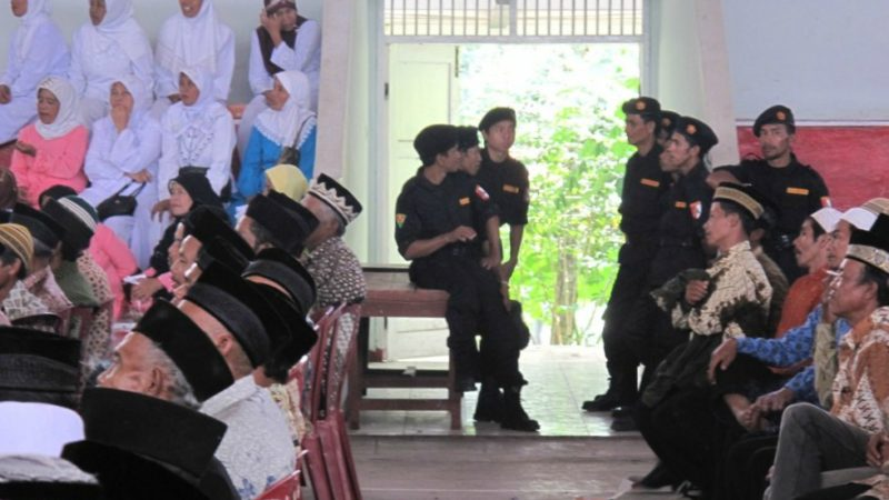 Des volontaires musulmans protègent les églises indonésiennes depuis quelques années   © Sbamueller/Flickr/CC BY-SA 2.0