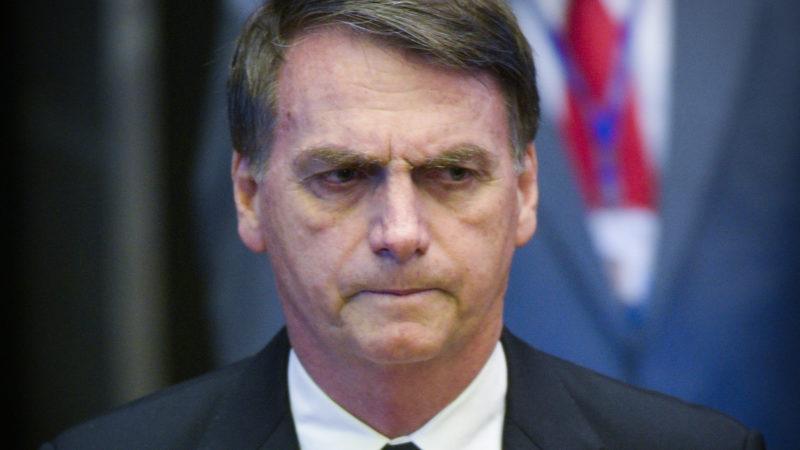 Jair Bolsonaro assure la présidence du Brésil à partir du 1er janvier 2019 | Wikimedia