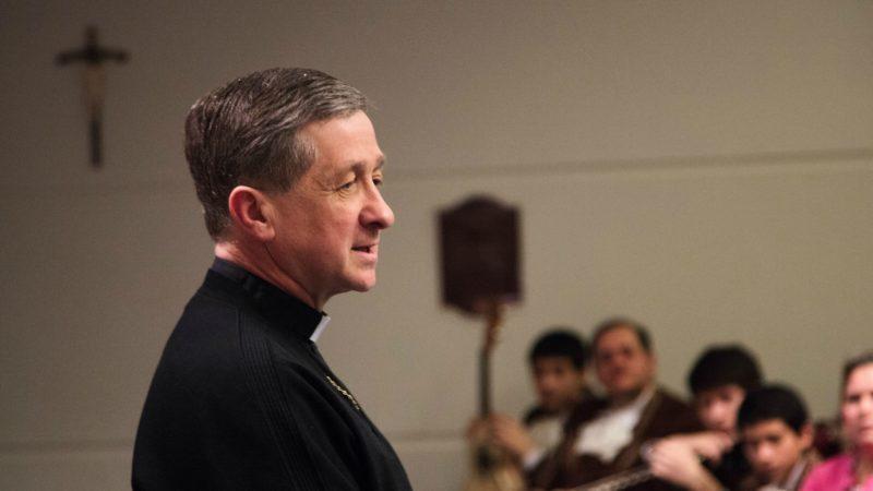 Mgr Blase Cupich, archevêque de Chicago, est l'un des organisateurs de la conférence sur les abus | © Fast Families/Flickr/CC BY-NC 2.0
