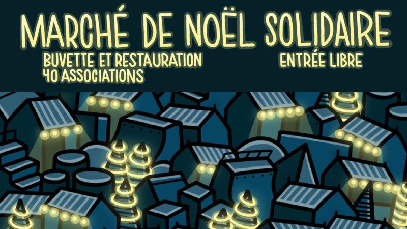 Le prochain marché de Noël solidaire aura lieu à Lausanne du 13 au 15 décembre 2018 |DR
