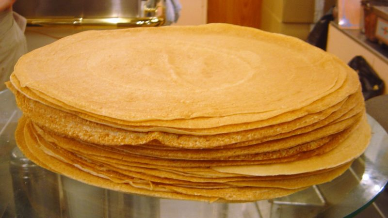 À la Chandeleur les crêpes sont incontournables | wikipedia.org cc-by-sa3.0