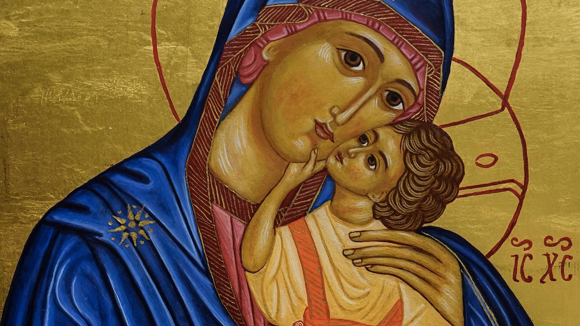 Marie Est Un Remède à La Solitude Affirme Le Pape Au Jour