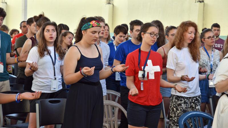 JMJ: messe nationale et trilingue le 26 janvier 2019 à Colegio Europeo Panama | © Grégory Roth