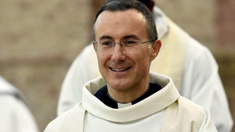 Mgr Jean-Pierre Vuillemin, nommé évêque auxiliaire de Metz par le pape et le président de la République. | © Diocèse de Saint-Dié-Des-Vosges.
