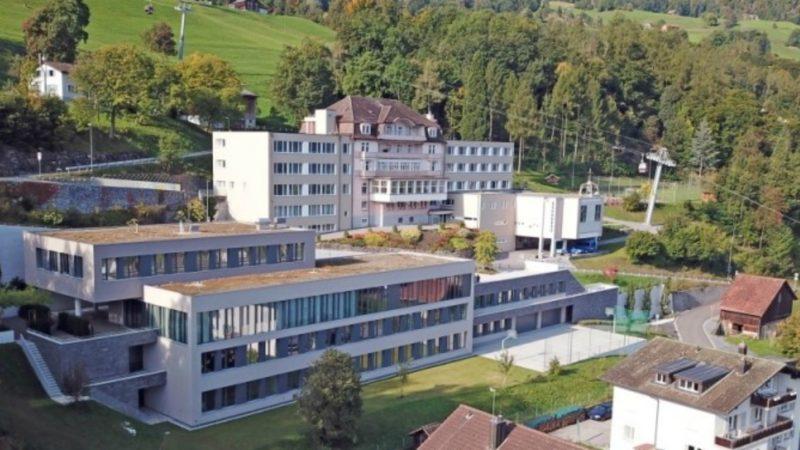 L'Institut Sainte-Marie à Wangs |© FSSPX