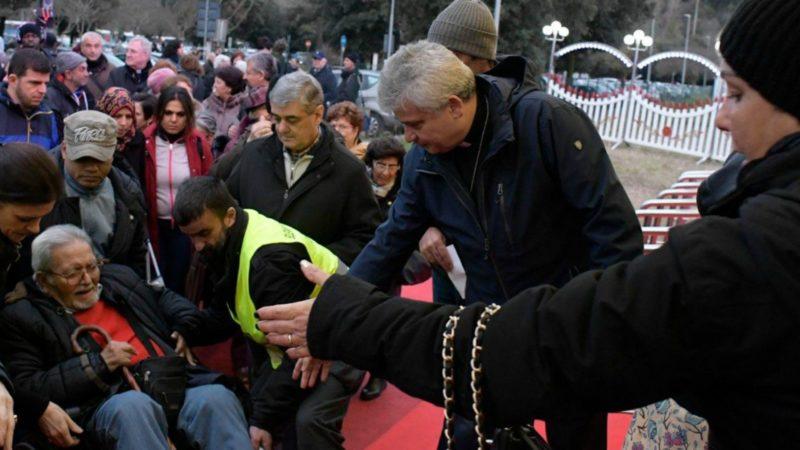 Le cardinal polonais Konrad Krajewski, en charge de l'Aumônerie apostolique | © Vatican Media