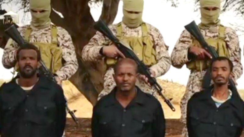 Les terroristes de Daech, l'Etat islamique, ont exécuté 34 chrétiens éthiopiens en 2015 | Capture d'écran