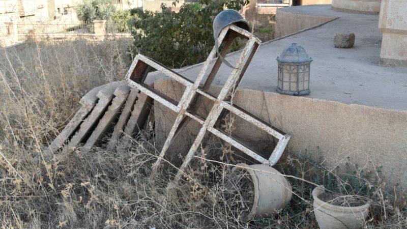 L'ombre de Daech plane encore sur Mossoul en ruines | © Jacques Berset