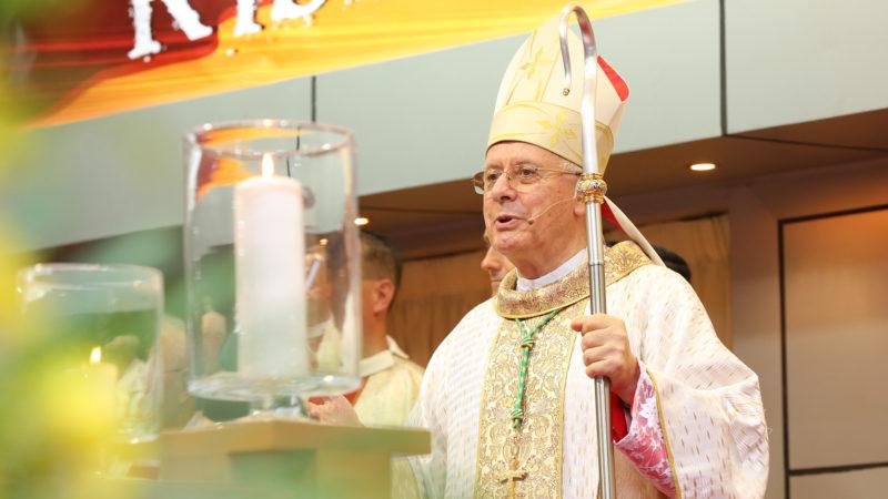 Mgr Paul Hinder, vicaire apostolique d'Arabie méridionale | DR
