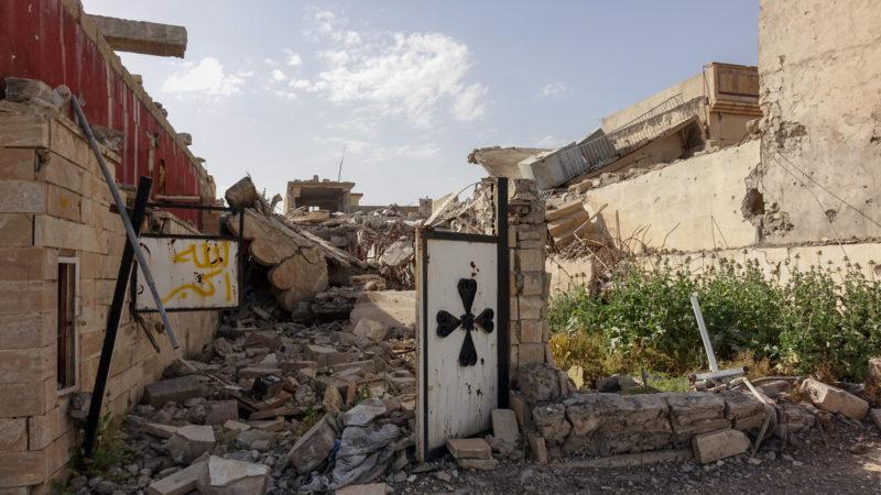 En Irak, le problème du terrorisme n'a pas été résolu, selon le cardinal Parolin | ©Maurice Page