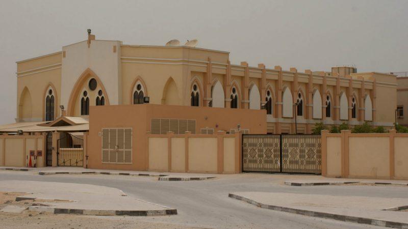 Eglise catholique romaine à Dubaï (Wikimedia)