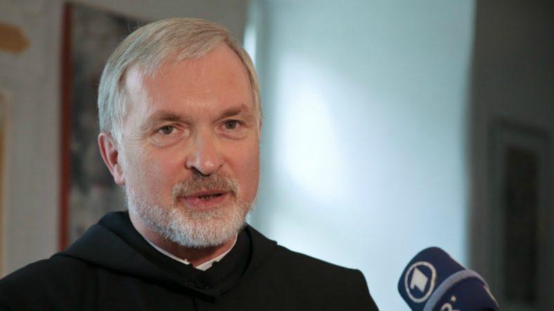 Mgr Gregor Maria Hanke voudrait une Eglise d'Allemagne plus pauvre | Youtube.com
