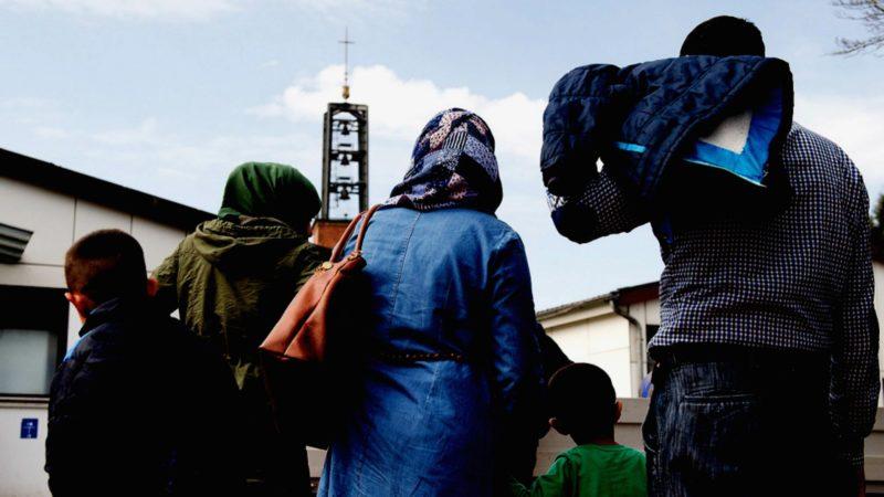 Allemagne Les Eglises dans le collimateur de l'AfD pour son engagement envers les réfugiés | © www.evangelisch.de