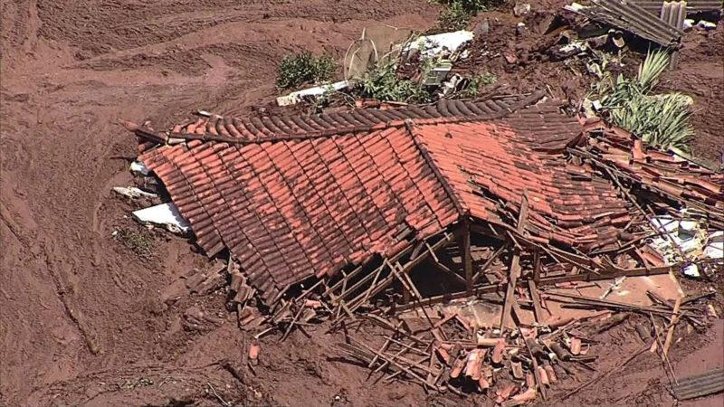 L'Eglise critique sévèrement l'attitude de la compagnie qui a réalisé le barrage dont la rupture a déjà fait 134 morts. | © Flickr/ Jeso Carneiro /CC BY-NC 2.0