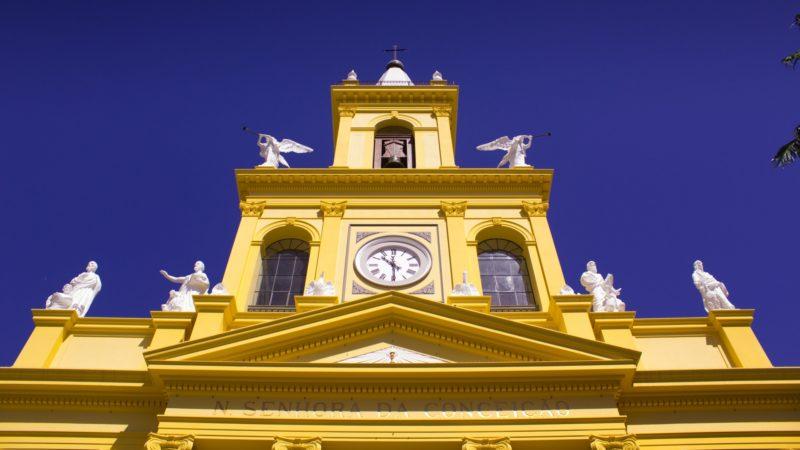 La cathédrale de Campinas au Brésil | wikimedia commons Guilherme Crispim de Faria Cruz CC-BY-SA 4.0